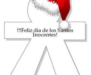Imagenes Para Compartir Feliz Día De Los Inocentes