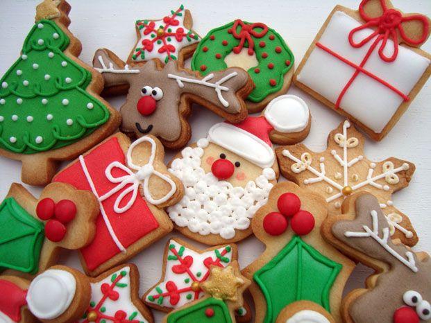 Ideas de galletas navideñas