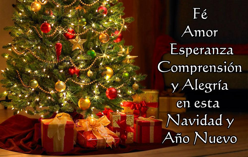 Mensaje de año nuevo para compartir